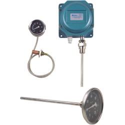 Termómetros de presión de vapor