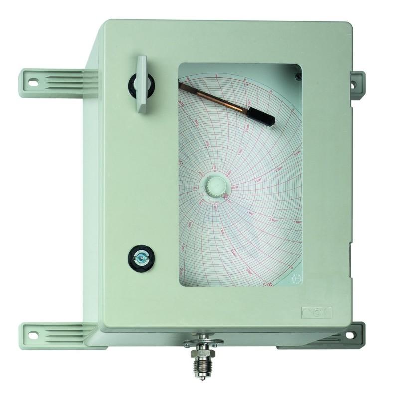 Disk pressure recorder
