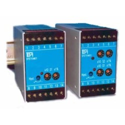 Threshold relay and relay contact